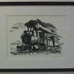 Fulwider train