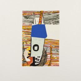 Roy Dowel Abstract print