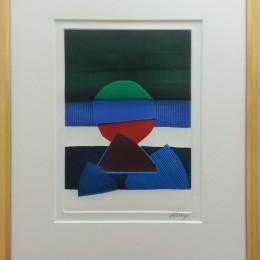 Bertrand Dorny aquatint print