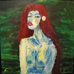 Tico Torres painting