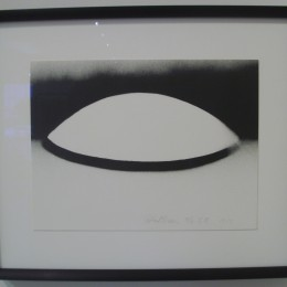 Robert Breer lithograph