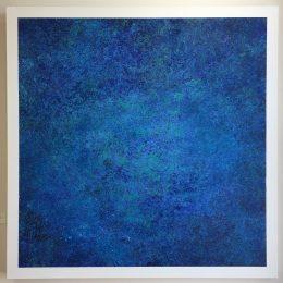Taliesin in Blue