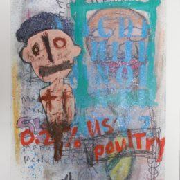 Street art, graffiti art, BREED