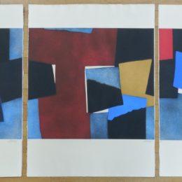 Dorny Triptych print