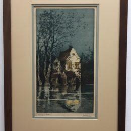 L. Davril 20th century prints