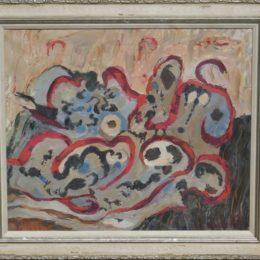 Knud Henning Jans painting