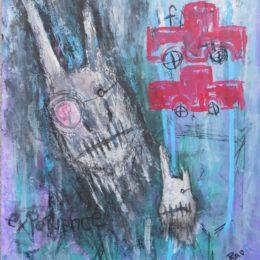 Outsider art, graffiti art