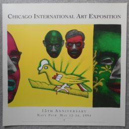Art Chicago Expo Chicago