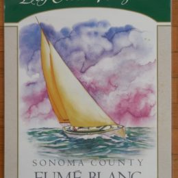 Dry Sauvignon Blanc Sonoma County