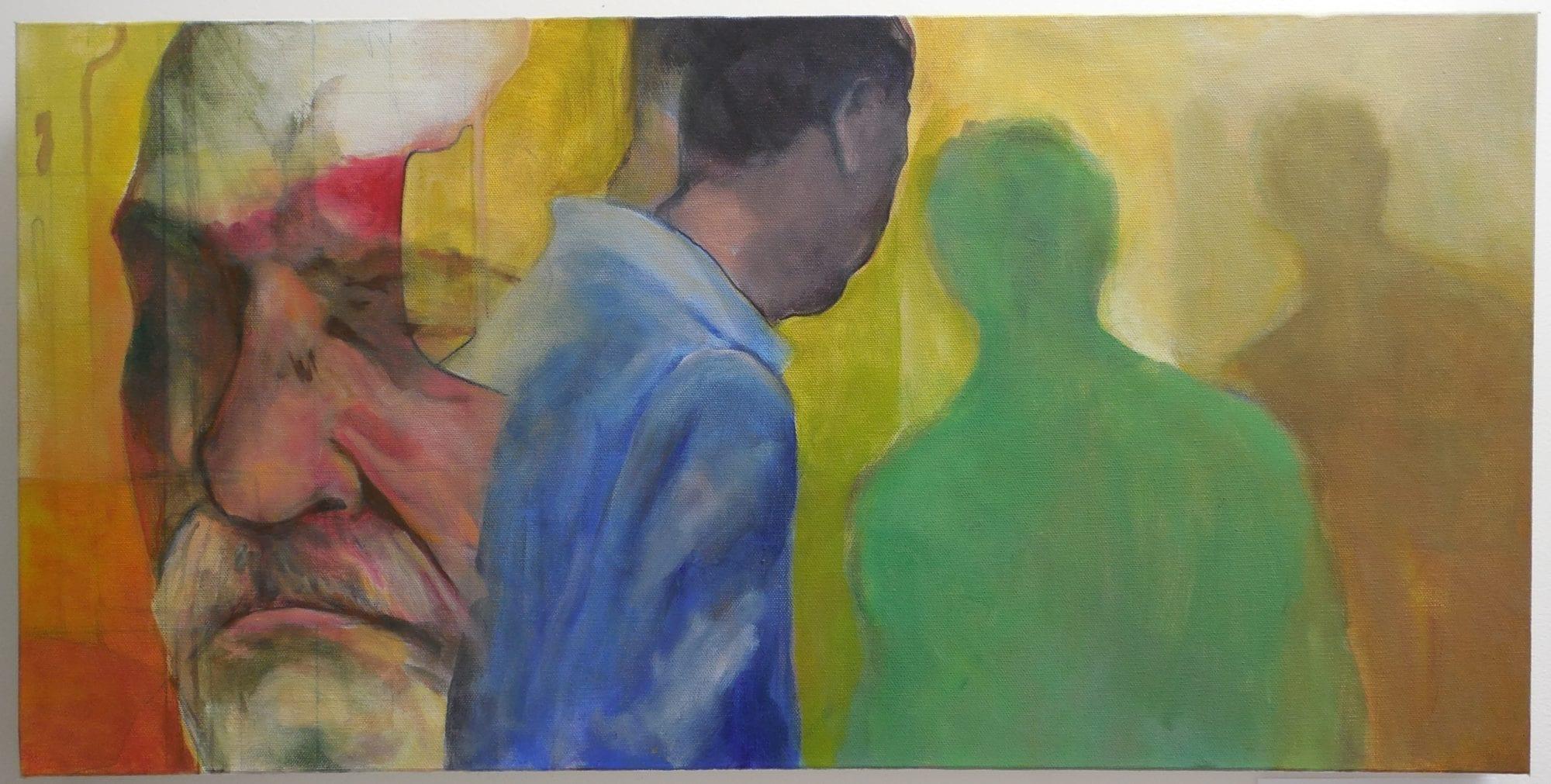 Jeffery Eason – Acrylic Painting